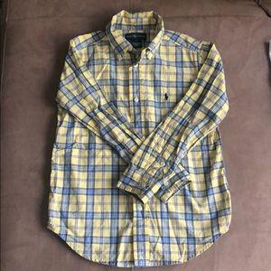 Ralph Lauren Boys Buttoned Down Shirt